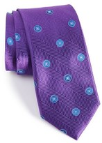 Nordstrom Honeymoon Medallion Silk Tie