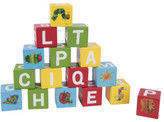 Eric Carle The World Of Caterpillar Wooden Learning Blocks