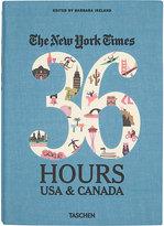 Taschen 36 Hours: USA & Canada