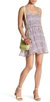 Lush Printed Slip Dress