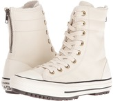 Converse Chuck Taylor® All Star® Leather + Fur Hi-Rise Boot XHi