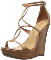 Schutz Women's Sevil Wedge Sandal,8 M US