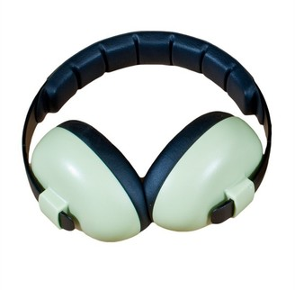 BANZ Earmuffs Infant Hearing Protection Ages 0-2 Years - Leaf Green