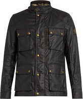 Belstaff Trailmaster waxed-cotton jacket