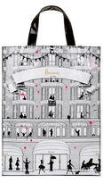 Harrods Medium Pink Balloons Shopper Bag