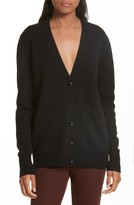 Joseph Women's Soft Wool Boyfriend Cardigan