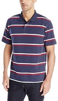 Wrangler Authentics Men's Short Sleeve Jersey Polo