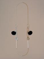 Diane von Furstenberg Long Ring Necklace