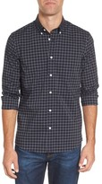 Nordstrom Men's Slim Fit Tech-Smart Grid Sport Shirt