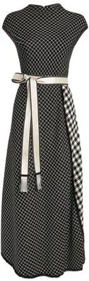 Amanda Wakeley Tailored Check Dress