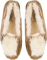 UGG Women's Dakota Pom Pom Slippers