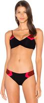 L-Space LSPACE Haley Reversible Bikini Top