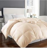 Blue Ridge 1000-Thread Count White Goose Down King Comforter Bedding