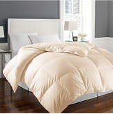 Blue Ridge 1000-Thread Count White Goose Down King Comforter