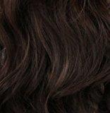 Elegant Hair - 23 ONE PIECE Clip In Hair Extension WAVY CURLY Medium Brown #6 5 Clips 100g by Elegant Hair