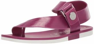 Calvin Klein Women's Rikki Flat Sandal
