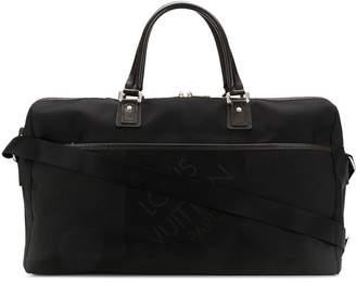 Louis Vuitton Pre-Owned logo print travel bag