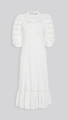 Sea Ona Short Sleeve Midi Dress