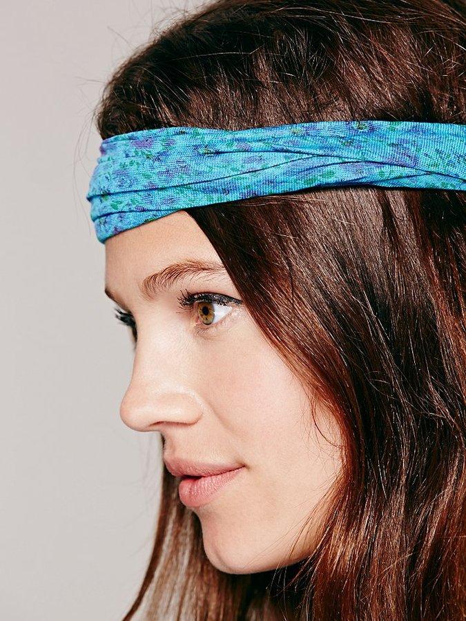 Free People Tie Dye Widebands