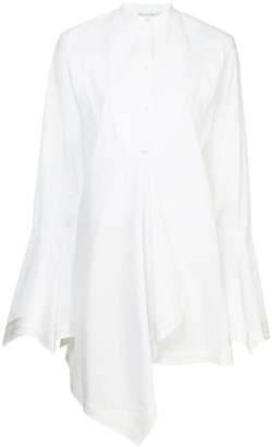 J.W.Anderson Asymmetric Shirt Dress