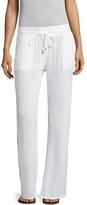 Three Dots Women's Cover Up Pants