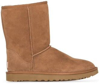 UGG Classic Short II shearling ankle boots