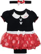 Disney Minnie Mouse Baby Girls' Costume Tutu Dress Bodysuit