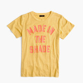 """J.Crew """"Made in the shade"""" T-shirt"""