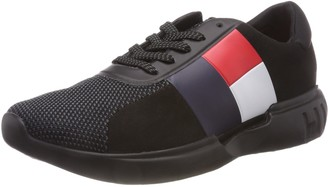 Tommy Hilfiger Tommy Men's Lightweight Runner Low-Top Sneakers