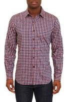 Robert Graham Men's Giordano Classic Fit Sport Shirt