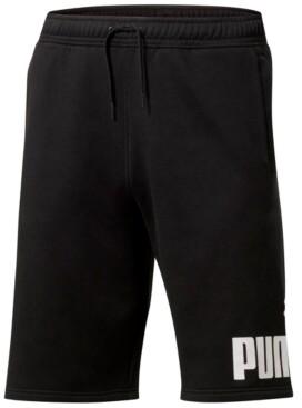 Puma Men's Logo Fleece Shorts