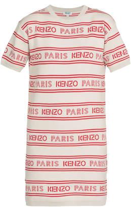 Kenzo All Over Jaquard Dress