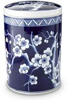Williams-Sonoma Williams Sonoma Blue & White Ceramic Canister, Large