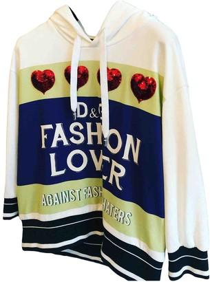 Dolce & Gabbana Multicolour Cotton Knitwear for Women