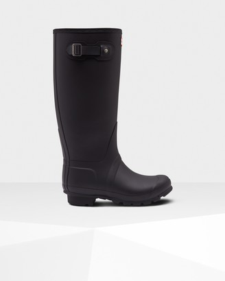 Hunter Women's Original Tall Insulated Wide Leg Wellington Boots