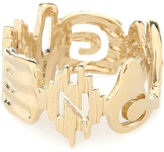 Givenchy Brass ring