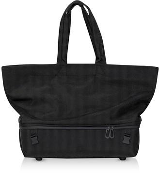 Côte&Ciel Black Amper Gym Bag