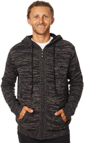 Swell Remote Mens Zip Hood Black