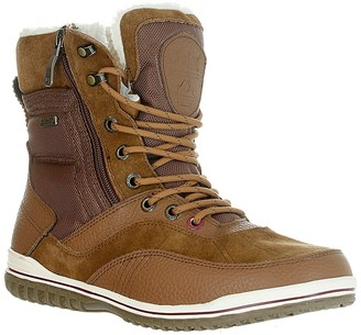 Pajar Persius Faux Shearling Lined Waterproof Lace-Up Boot