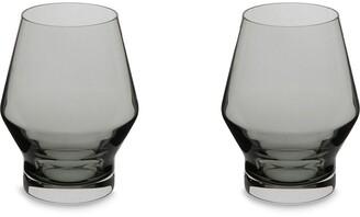 Nude Beak set of 2 glasses