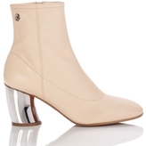 Proenza Schouler Leather Ankle Boot in Pastello