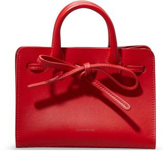 Mansur Gavriel Sun calfskin leather mini mini bag