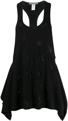 Stella McCartney Star-Embellished Oversized Vest