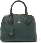 Vivienne Westwood Balmoral textured-leather tote