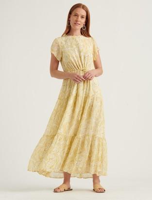 Lucky Brand Ariel Maxi Dress