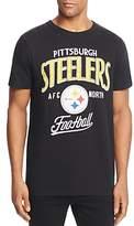 Junk Food Clothing Steelers Kickoff Crewneck Short Sleeve Tee