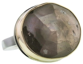 Jamie Joseph Asymmetrical Brown Sapphire Ring