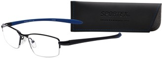 Select A Vision Select-A-Vision Men's Sportex Ar4145 Brown Reading Glasses 30.8 mm