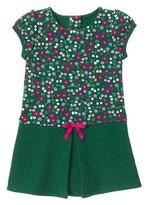 Gymboree Floral Pleat Dress