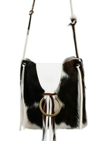 Il Bisonte Limited Edition Calfskin Shoulder Bag